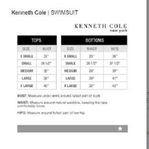 Kenneth Cole Swim - BOGO Kenneth Cole Maxi Bra Swim Cover Up Dress